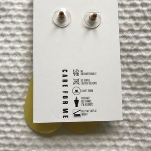 Jewelry - 8 other reasons Yellow earrings